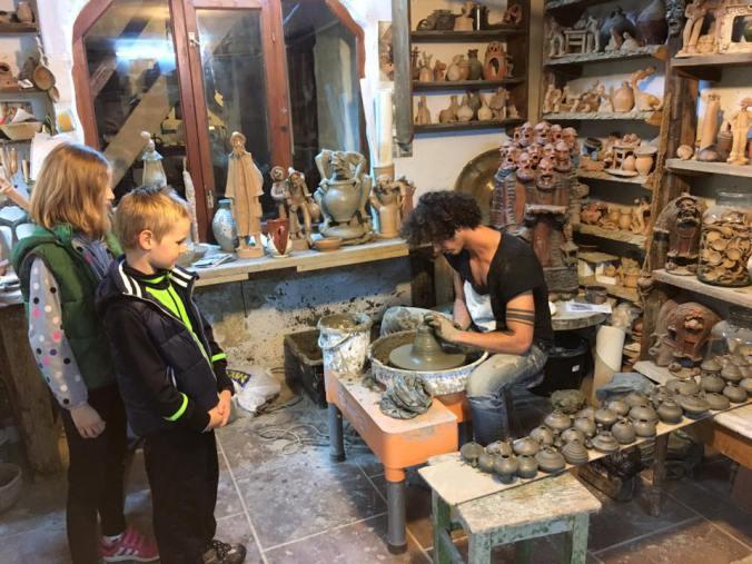 Maramures - casa olarului work