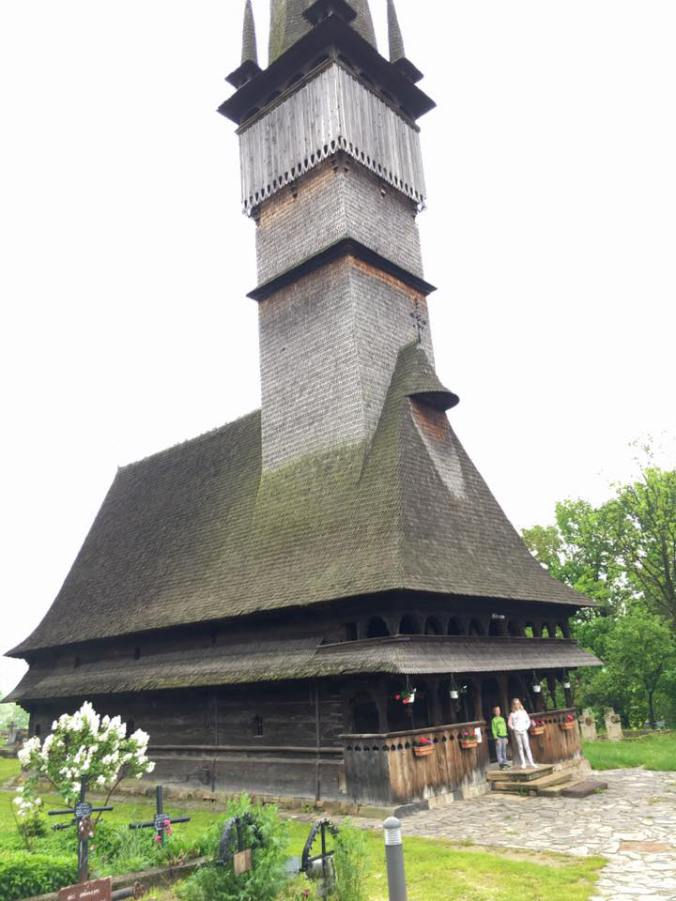 Maramures - wooden church