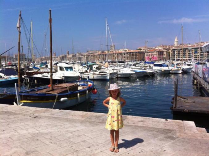 Marsilia - old port