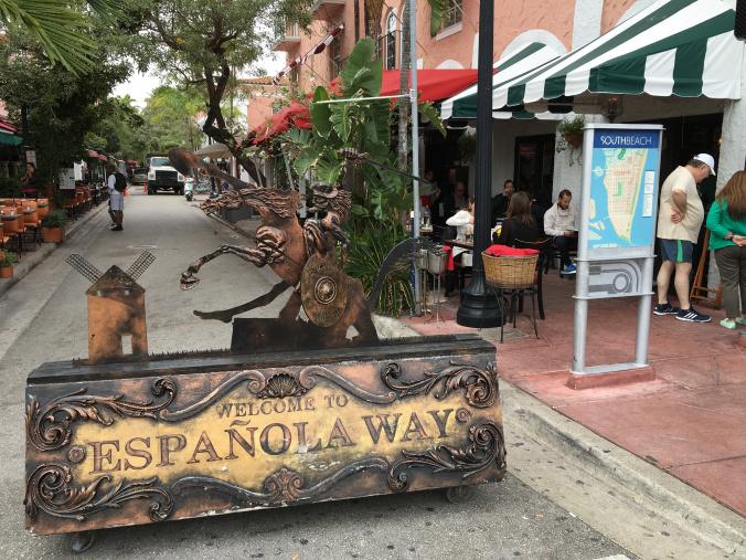 Miami - espanola way