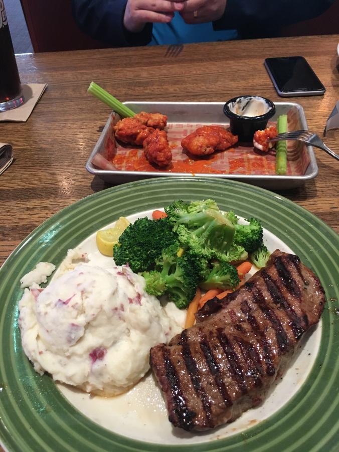 Miami - lunch