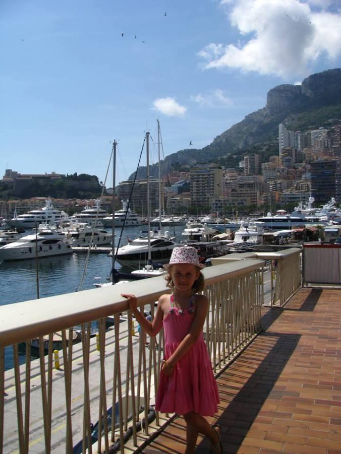 Monaco - port