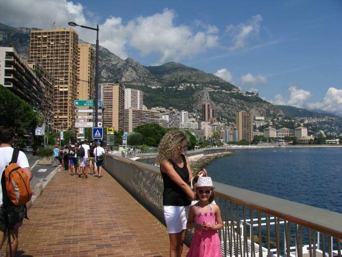 Monaco - seaside