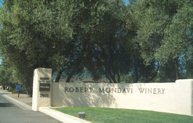Napa Valley - robert moldavi winery