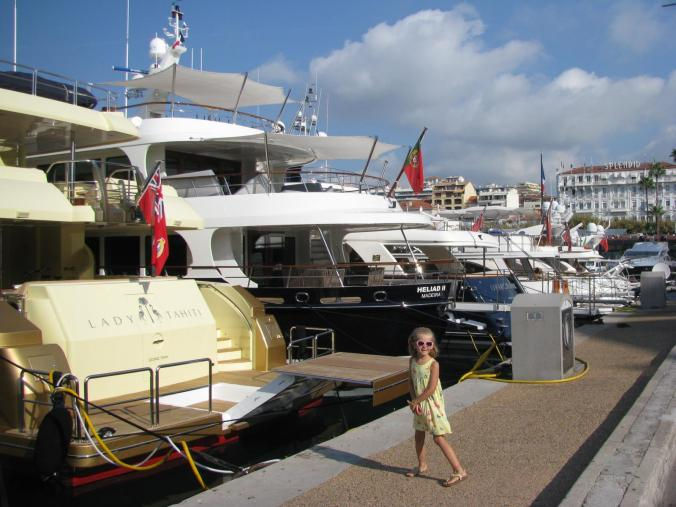 Nisa - cannes boats