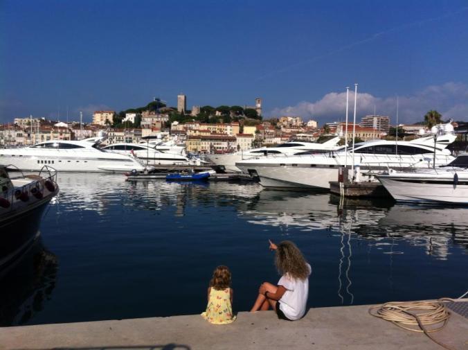 Nisa - old port