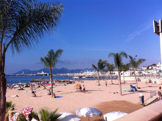 Nisa - public beach