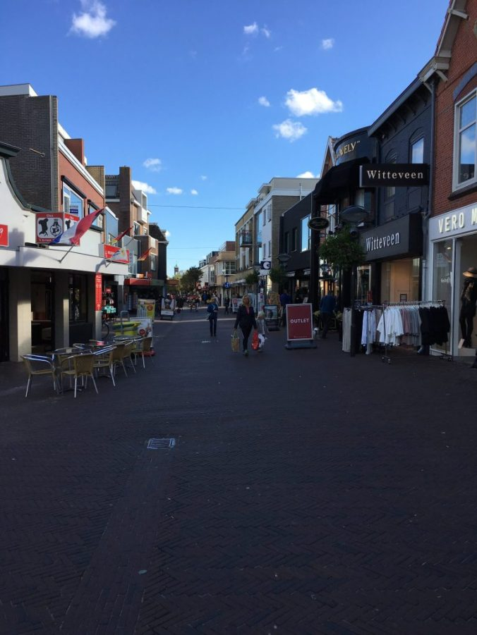 Noordwijk - downtown