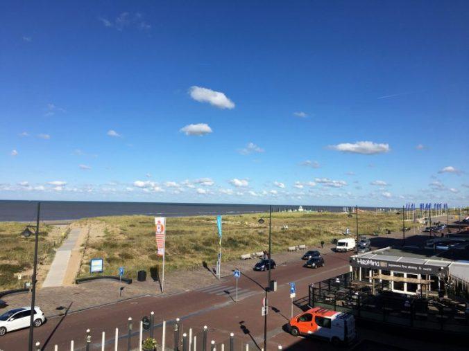 Noordwijk - hotell view