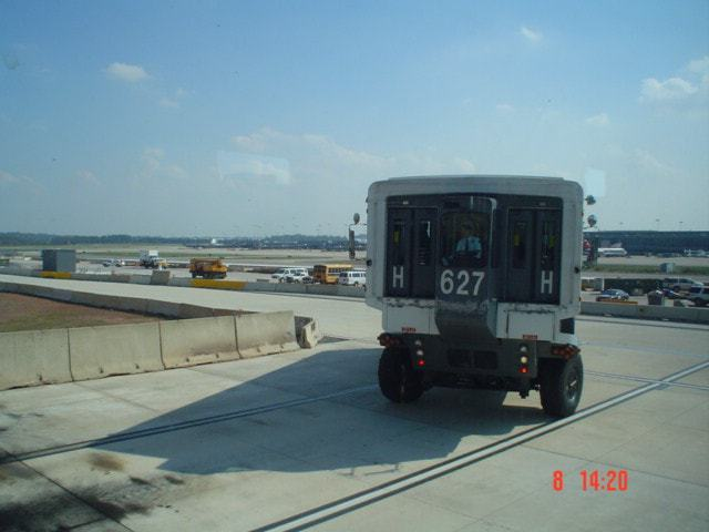 North Carolina si Washington DC - airport car