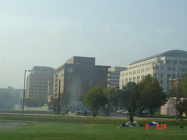 North Carolina si Washington DC - downtown