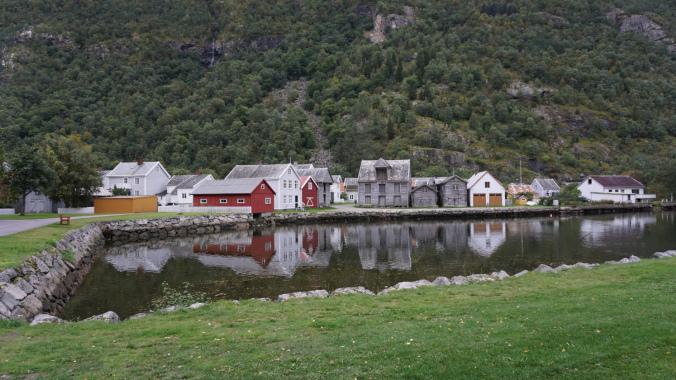 Norvegia - laerdal1