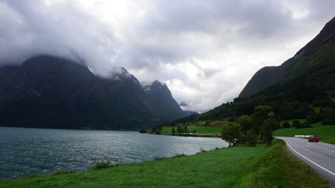 Norvegia - morning