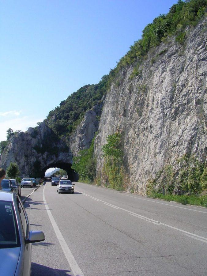 Opatija - road