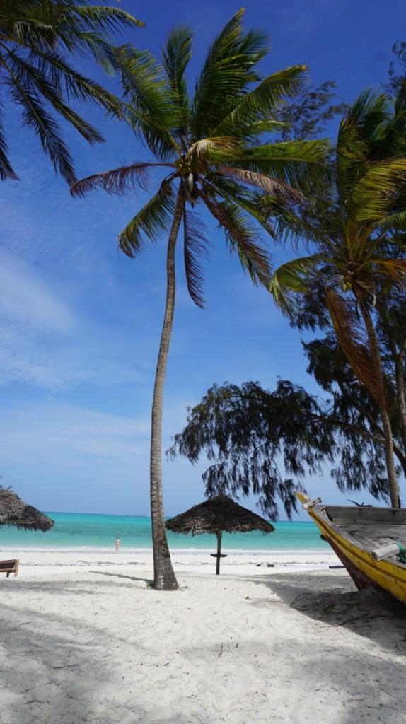Paje - beach2