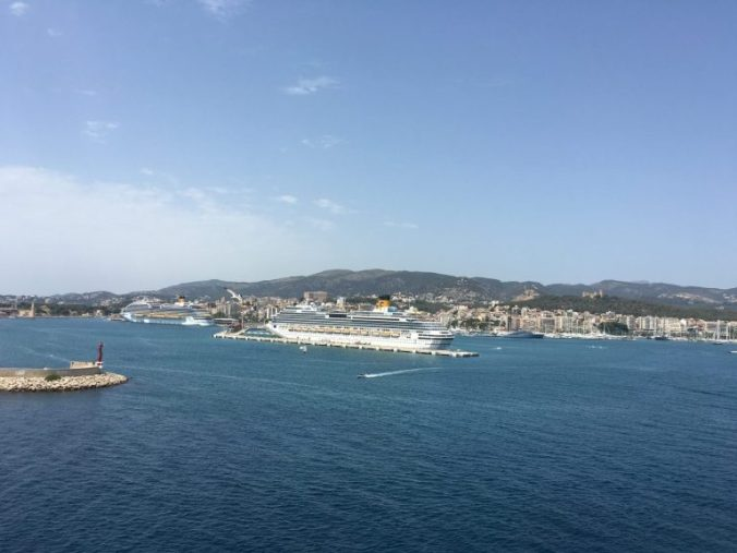Palma de Mallorca - port