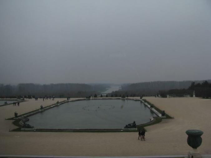 Paris - versailles gardens