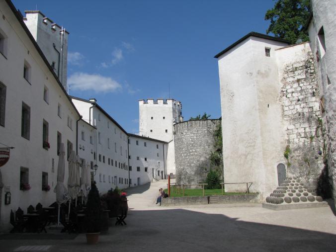 Salzburg - castle