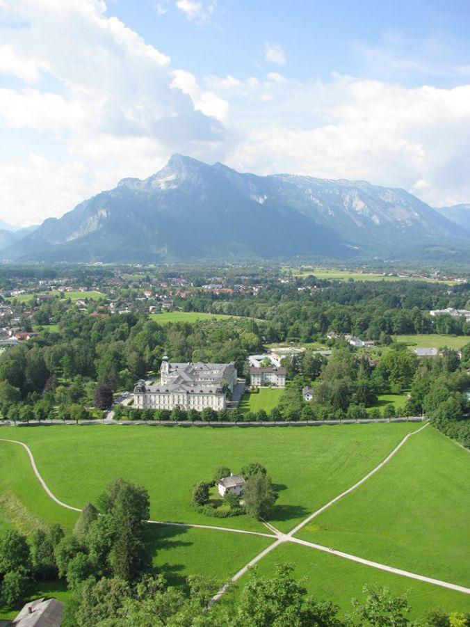 Salzburg - view