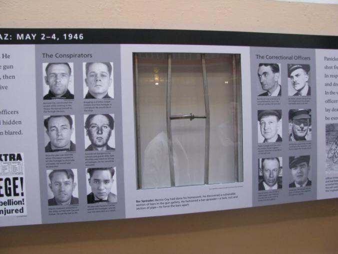 San Francisco - alcatraz escape