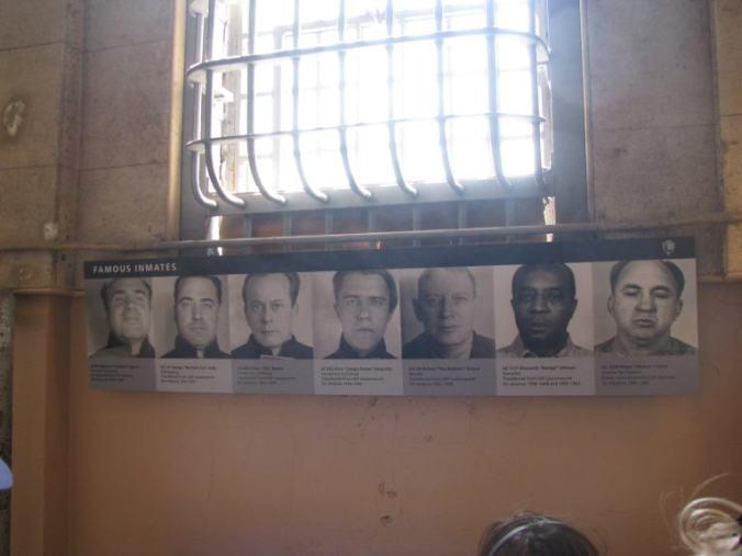 San Francisco - alcatraz famous inmates