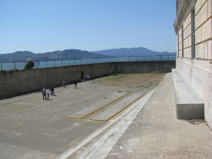 San Francisco - alcatraz outdoor