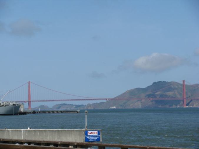 San Francisco - golden bridge