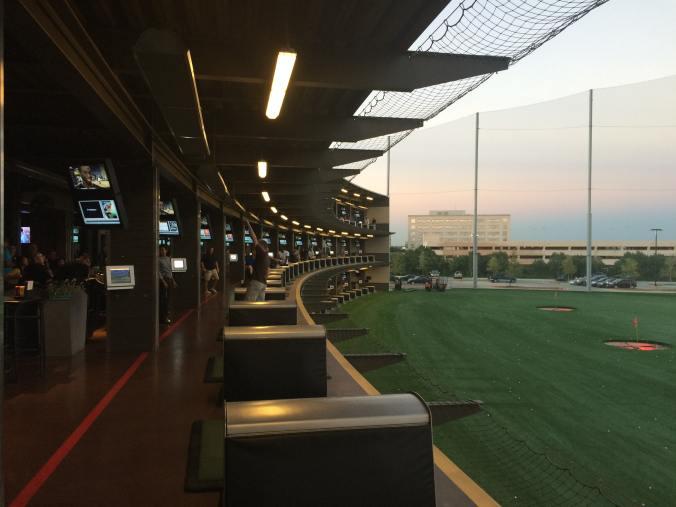 Texas - tap golf