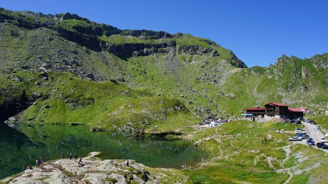 Transfagarasan - balea lac