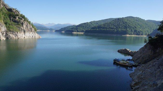 Transfagarasan - baraj vidraru