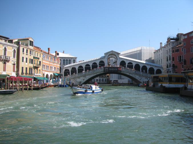 Venetia - boat