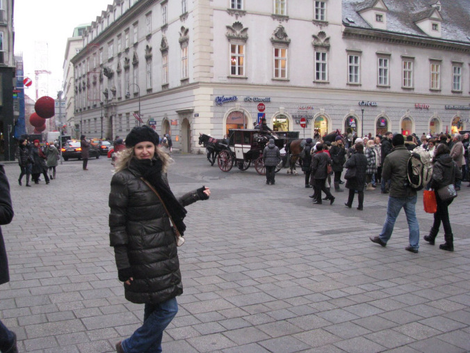 Viena - christmas market