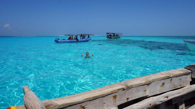 Zanzibar Tanzania - bariera de corali2