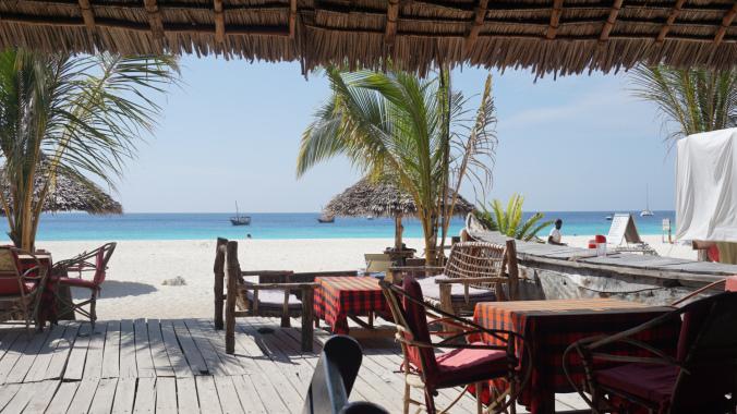 Zanzibar Tanzania - nungwi bar