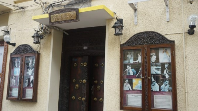 Zanzibar - stone town freddy mercury house