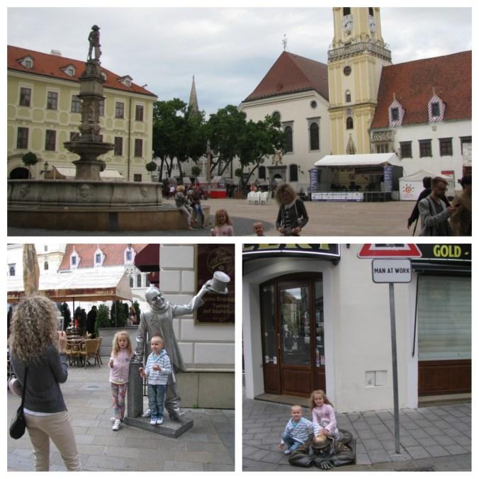 Bratislava-statues 2013