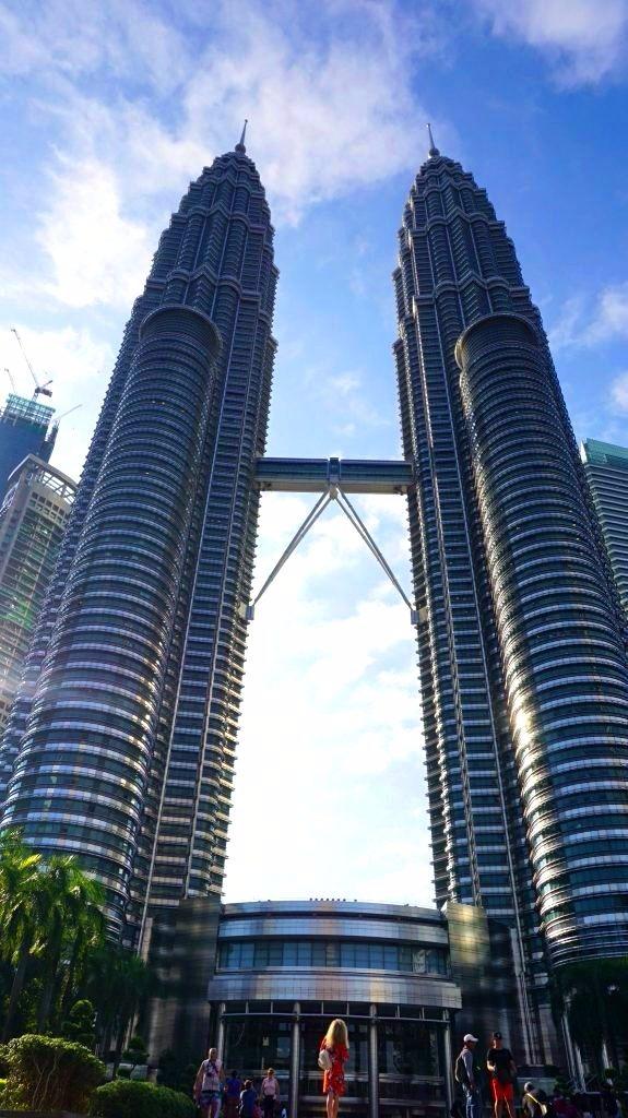 Kuala Lumpur - petronas towers2