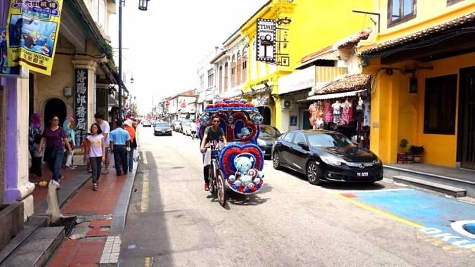 Malacca - bike