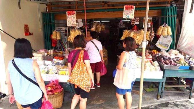 Malacca - jonker street store