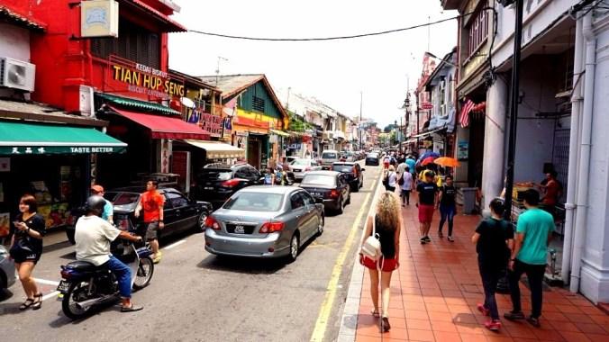 Malacca - jonker street1