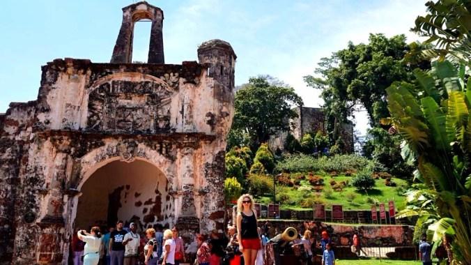 Malacca - porta de santiago