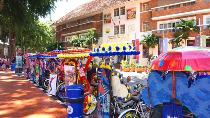 Malacca - transport