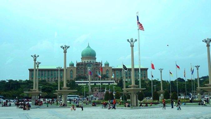 Malaezia - Putrajaya Dataran Putra