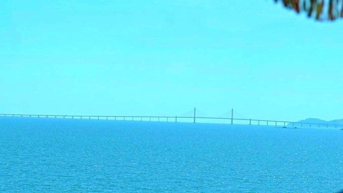 Penang - bridge