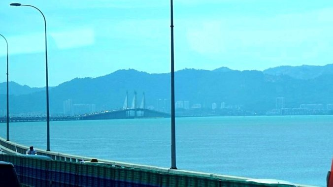 Penang - bridge1