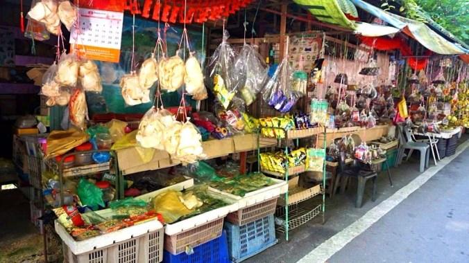 Penang - street market