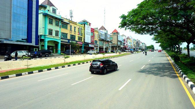 Indonezia - road
