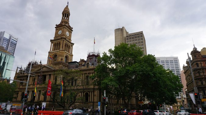 Sydney - St. Andrew cathedral
