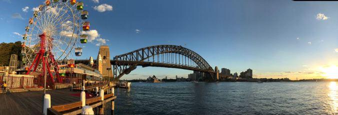 Sydney - harbour2