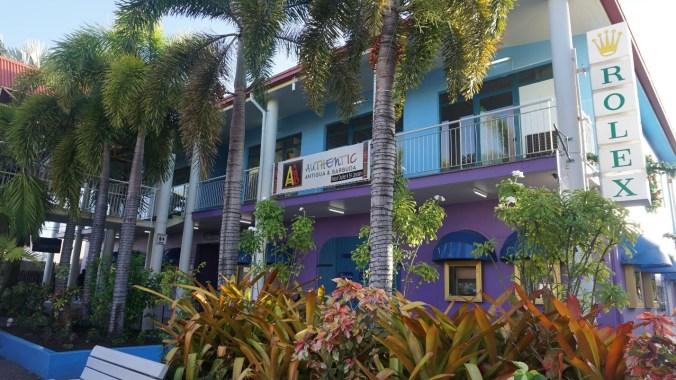 Antigua si Barbuda - heritage quay2